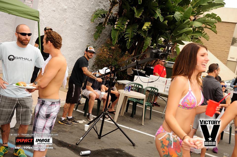 Know one bikini car event gallery show reply, attribute