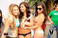Bikini Car Wash & Fights 6-8-13-37