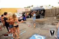 Bikini Car Wash & Fights 6-8-13-49