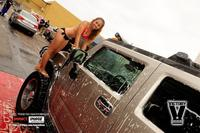 Bikini Car Wash & Fights 6-8-13-59