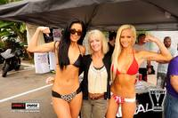 Bikini Car Wash & Fights 6-8-13-109
