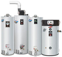 Standard Water Heaters