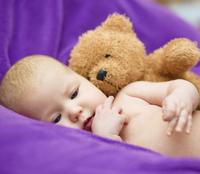 iStock Photos Open Door, Baby holding hands-12