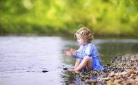 iStock Photos Open Door, Baby holding hands-85