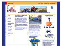 Tour de Palm Springs Web Site