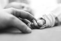 iStock Photos Open Door, Baby holding hands-117