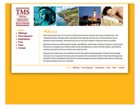 Total Meeting Solutions Web Site