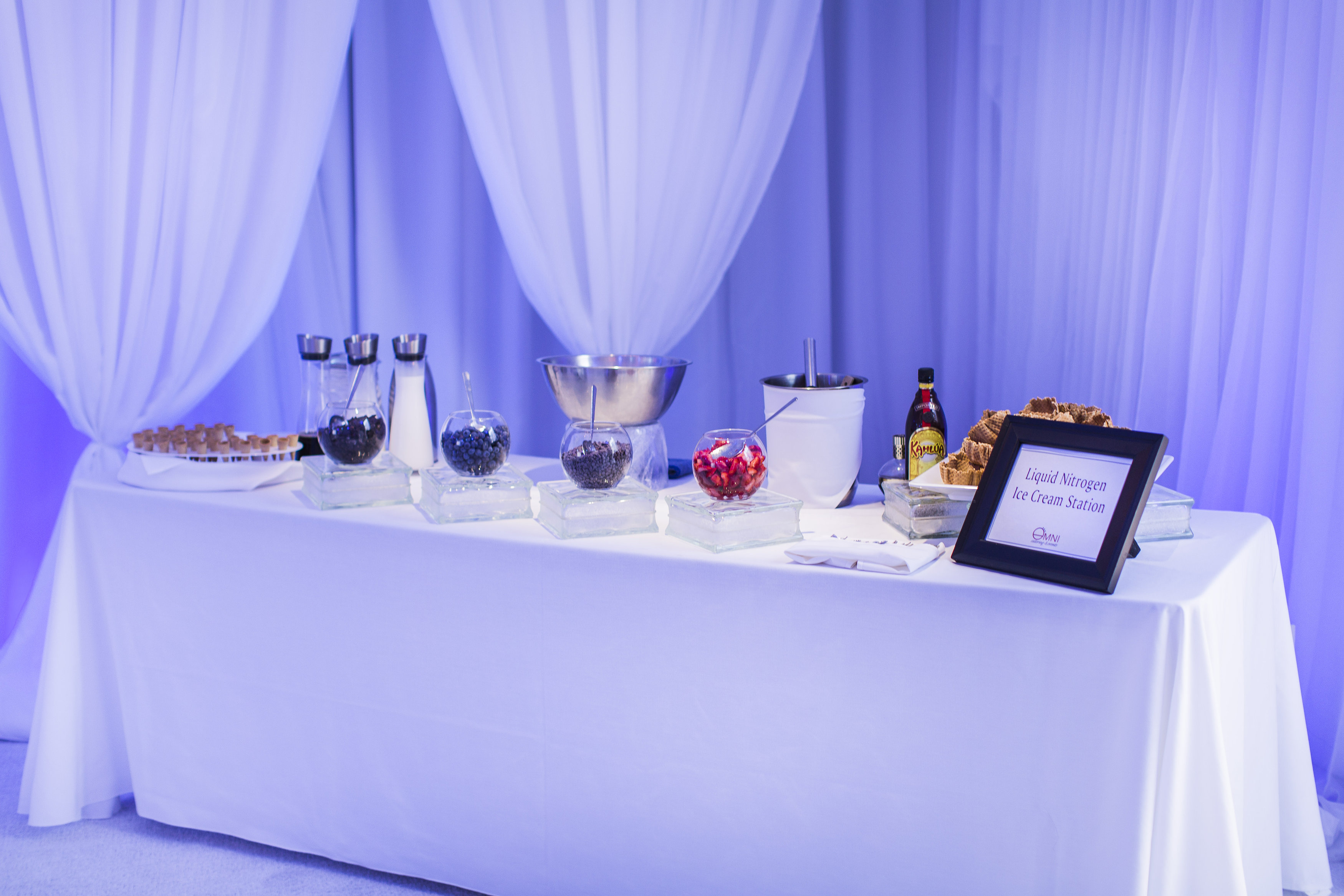 Caterers & Rental Companies