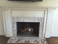 Masonry Fireplace Design-1