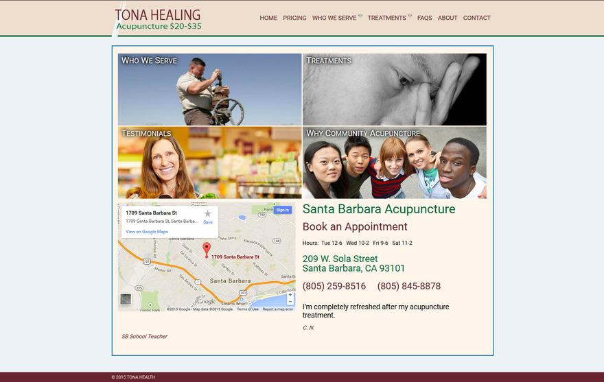 Tona Healing Acupuncture