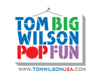 Branding for Comedian and Actor, Tom Wilson
