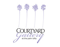 The Palm Lofts Courtyard Gallery