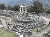 The Passage at Delphi Book Tour Heads to the Hellenic Society and to Vista!