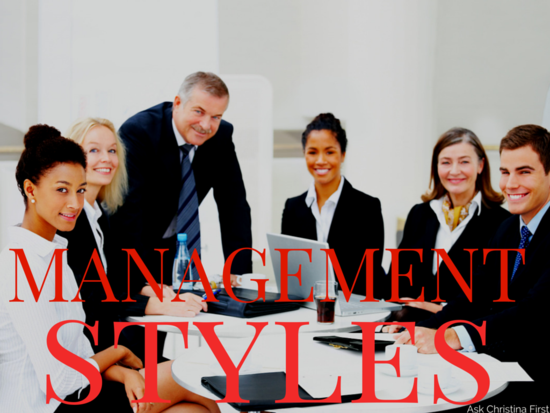 Today: Small Business Owner Management Styles