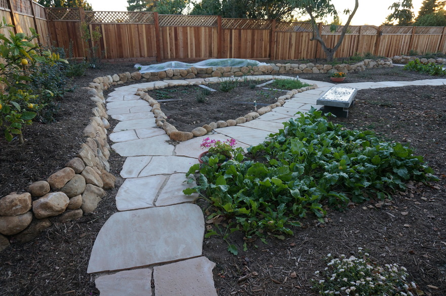 After: back yard renovation