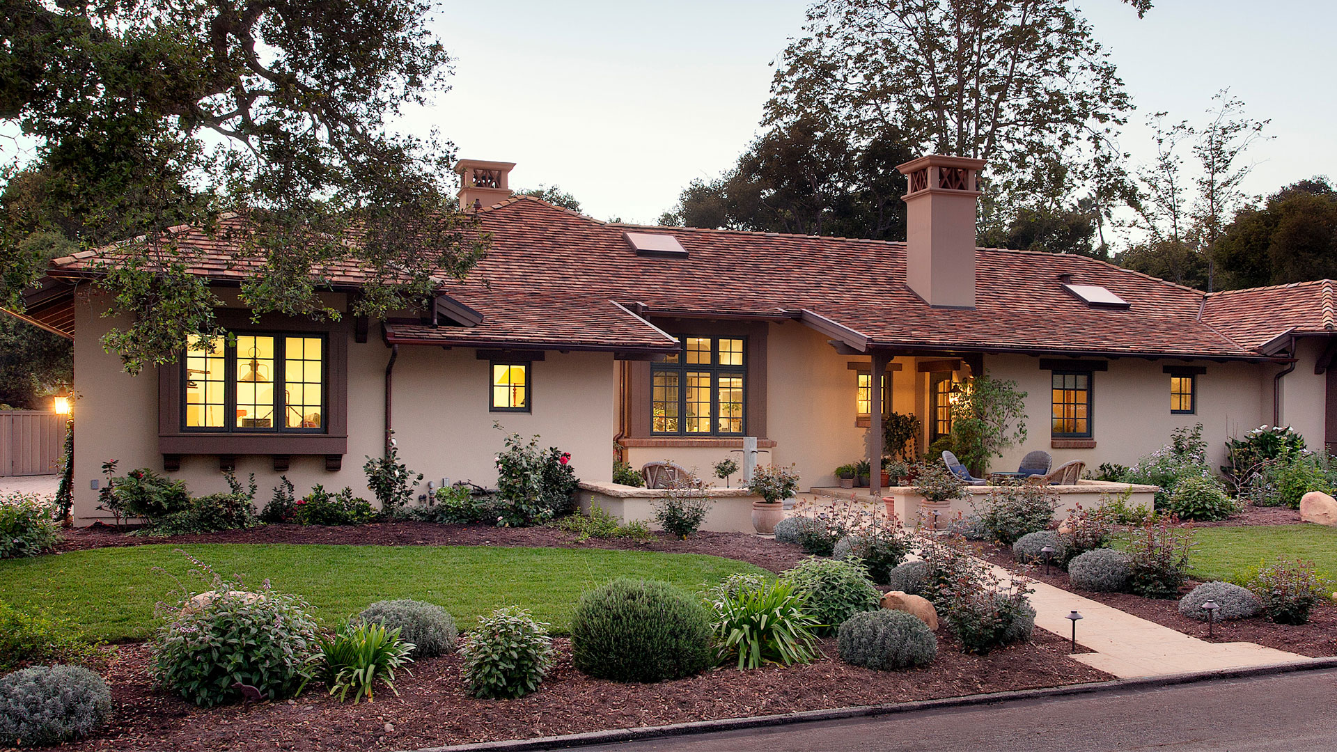 Santa Barbara Residential Contractors Ranch Home