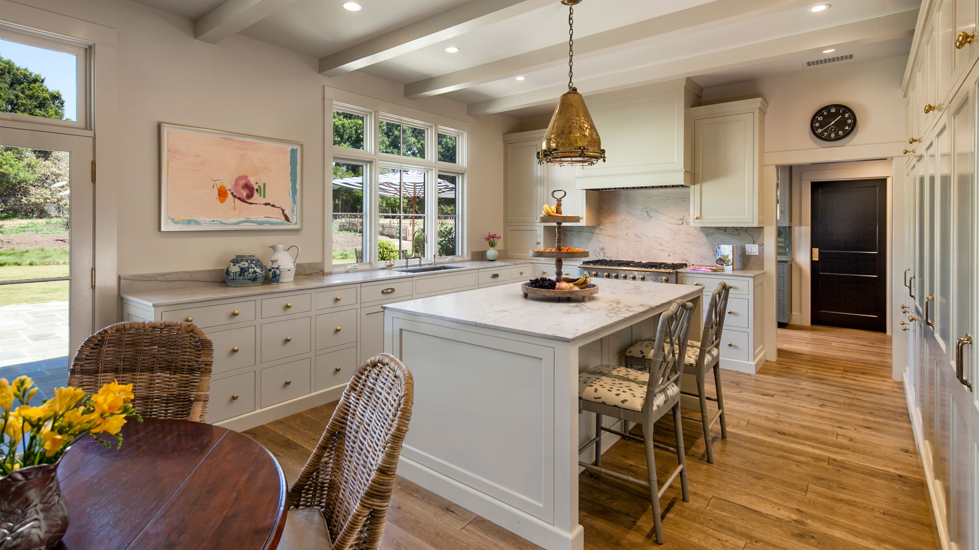 Santa Barbara Residential Contractors Kitchen Remodel