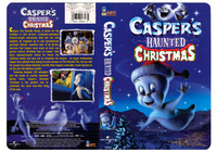 Casper�s Haunted Christmas - This was fun working with the CGI company. I created the package design and Illustrated the cover key-art.