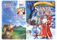 L. Frank Baum (The Wizard of Oz) wrote this holiday classic. The Life & Adventures of Santa Clause - I designed the package and illustrated it. Dennis Venizelos did the background painting.