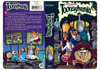 Steven Spielberg Presents Toonsylvania - Through Universal and Dreamworks Home Entertainment I was commissioned to design this home video cover, design the key-art, and Illustrate it. They didn�t use my copy line - Morgue Fun Than You Can Shake A Stiff At