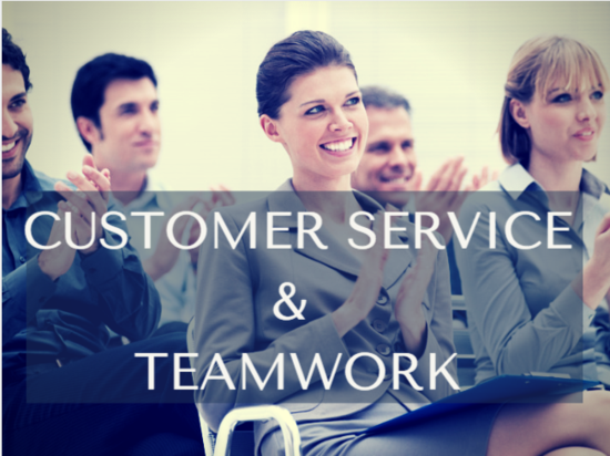 Customer Service & Teamwork