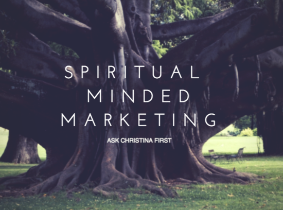 Spiritual Minded Marketing