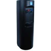 Classic Hot Cold Black Water Cooler thumb