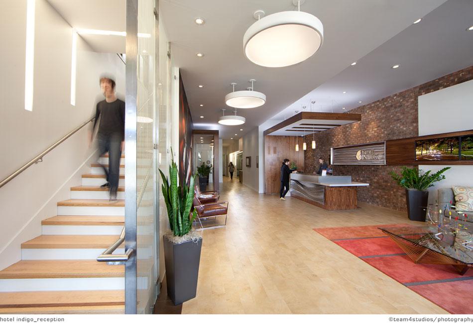 Modern Hotel Interior
