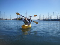 Ocean Kayaking November 2013-1