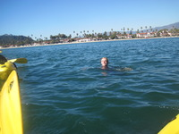 Ocean Kayaking November 2013-2
