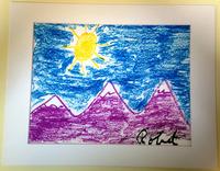 Purple Mountains Magesty -Robert Winans