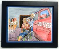 Hooters -Brian MacLaren