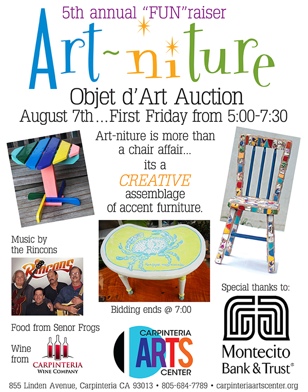 Art-niture Auction and Reception