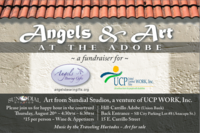 Angels and Art at the Adobe 8/20/15