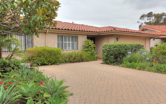 Santa Barbara Riviera Views of the City and the Ocean beyond! SOLD FULL PRICE!