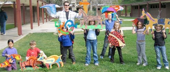 ArtWalk for Kids/Adults