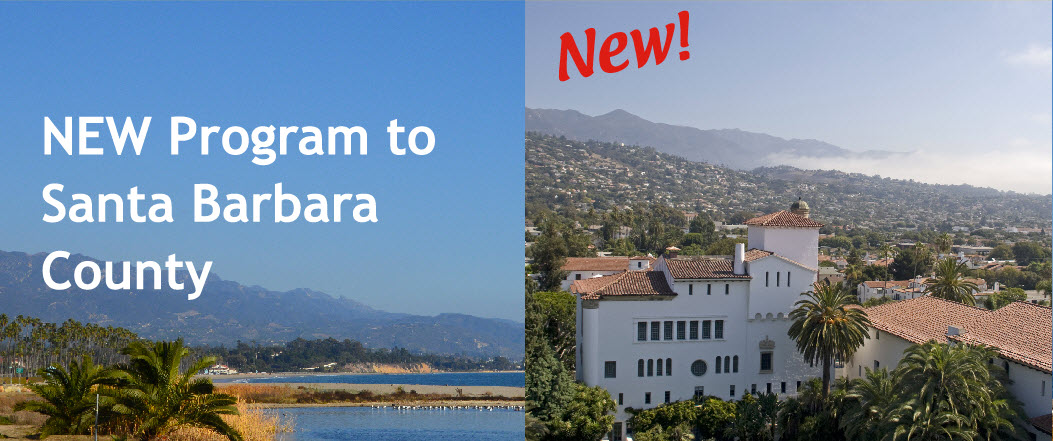 NEW Program to Santa Barbara County