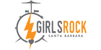 Girl's Rock Santa Barbara Logo