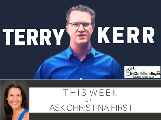 Thursday: MidSouth Home Buyers with Terry Kerr