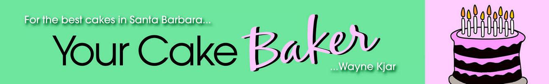 Santa Barbara's Premiere Cake Specialty Bakery - Wayne Kjar
