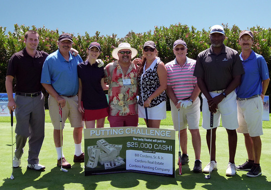 ST. VINCENT'S 14TH ANNUAL GOLF CLASSIC