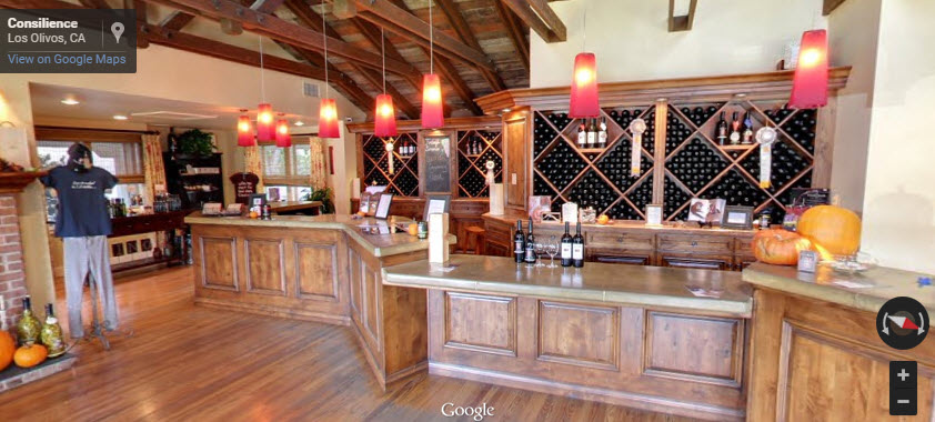 The Sanger Family of Wines - Tasting Room