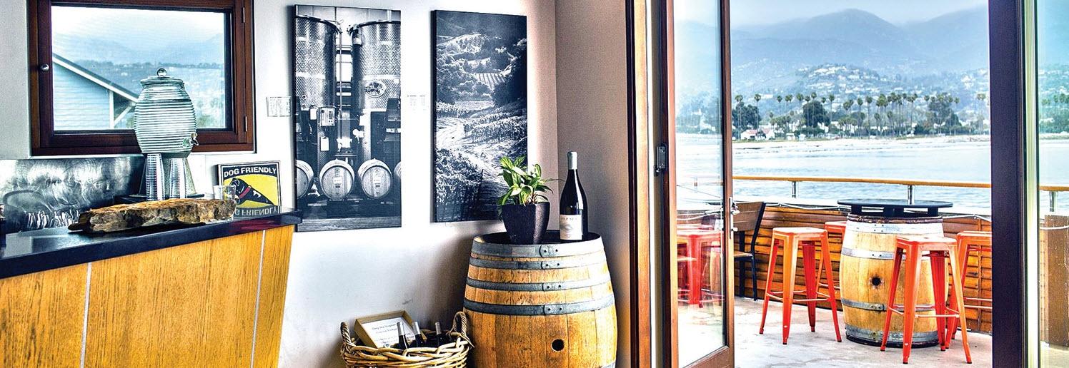 Deep Sea Tasting Room - Stearns Wharf