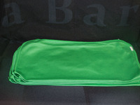 Micro Fiber Towel - Thin ribbed microfiber glass towels