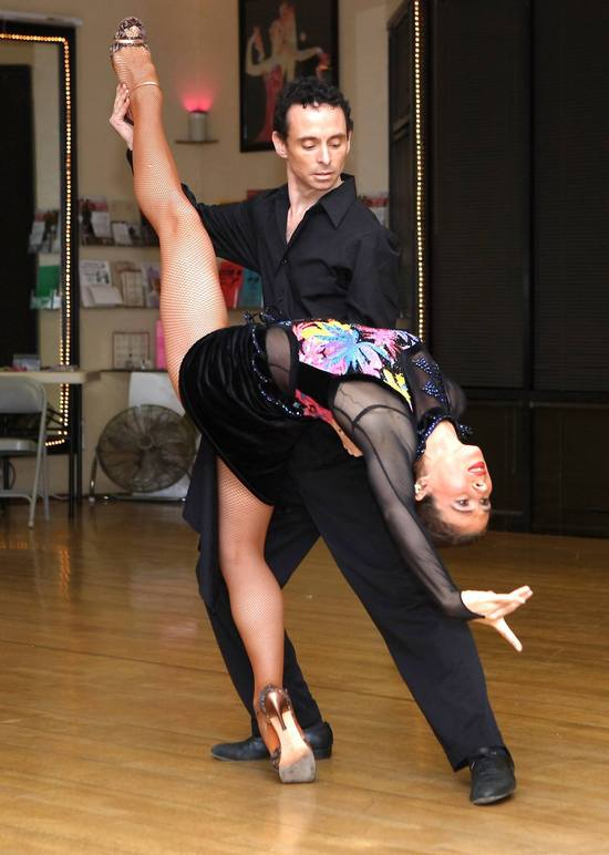 Tango L'amore - Yulia and Eduard will perform Rumba to ''Let it be our prayer''