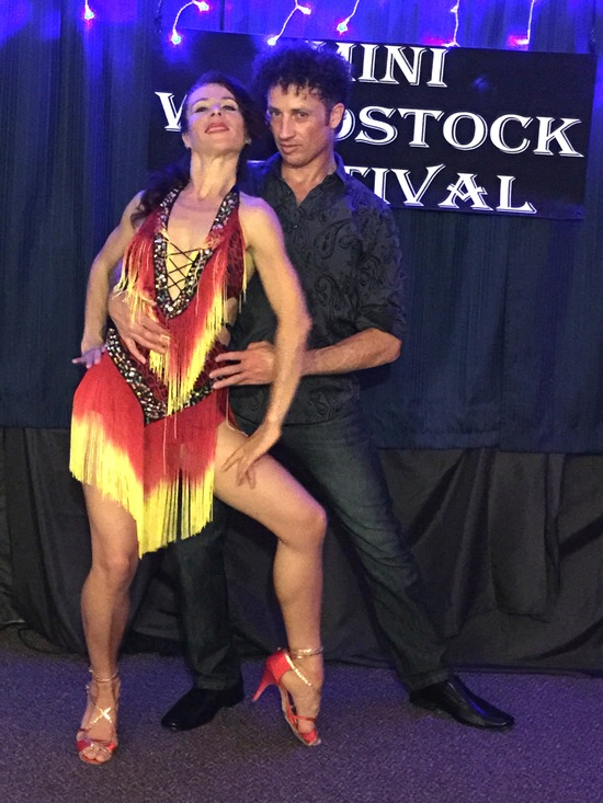 Tango L'amore - Yulia and Peter will perform Argentine Tango