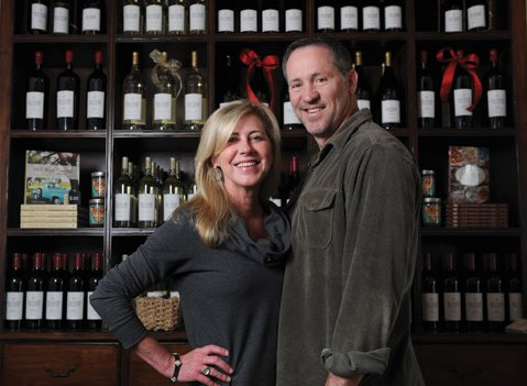 Jamie and Kim Slone