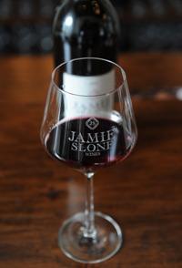 Jamie Slone Wine Glass