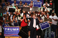 Political Insights - Trump? What is going on?