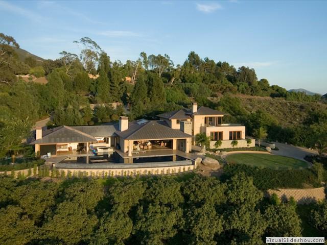 Montecito Estate Rental Home - Montecito Estate Home